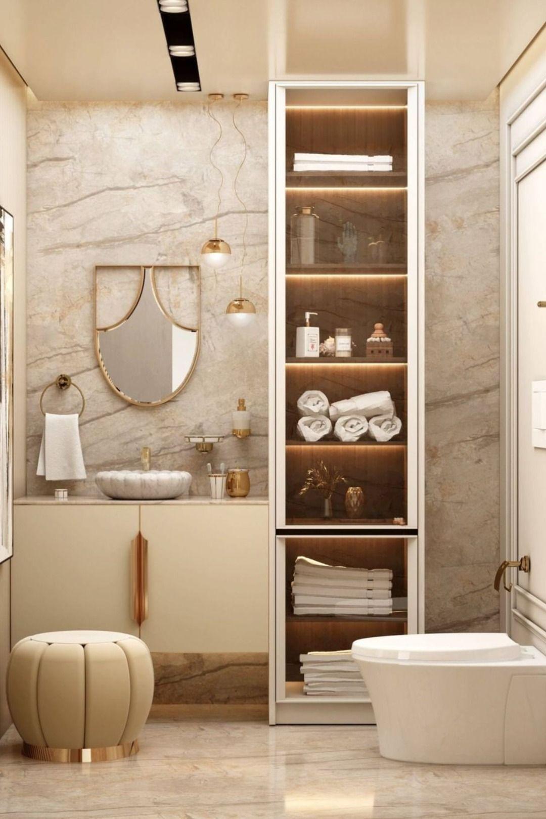 Έξυπνες λύσεις για το μπάνιο σας